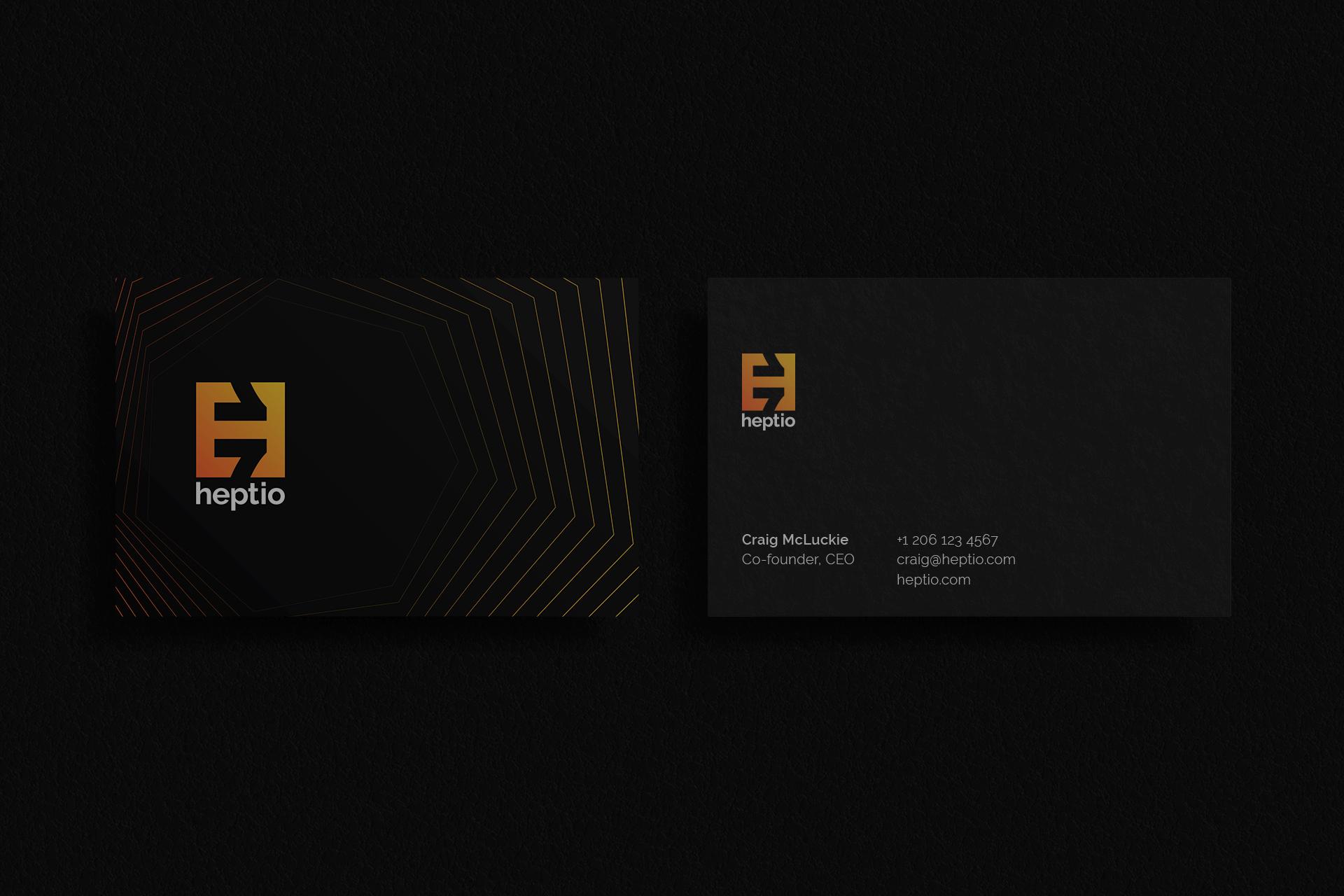 Heptio_Business Card