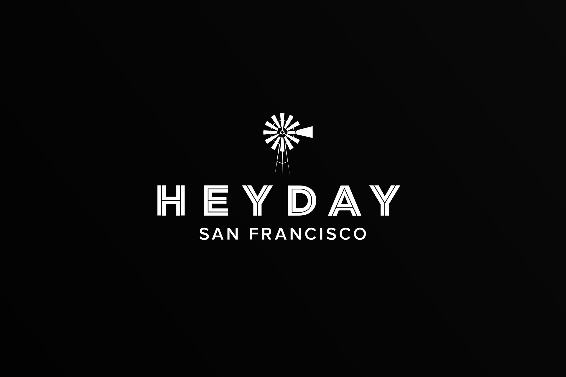 Edgardo Sanchez Logos – Heyday SF