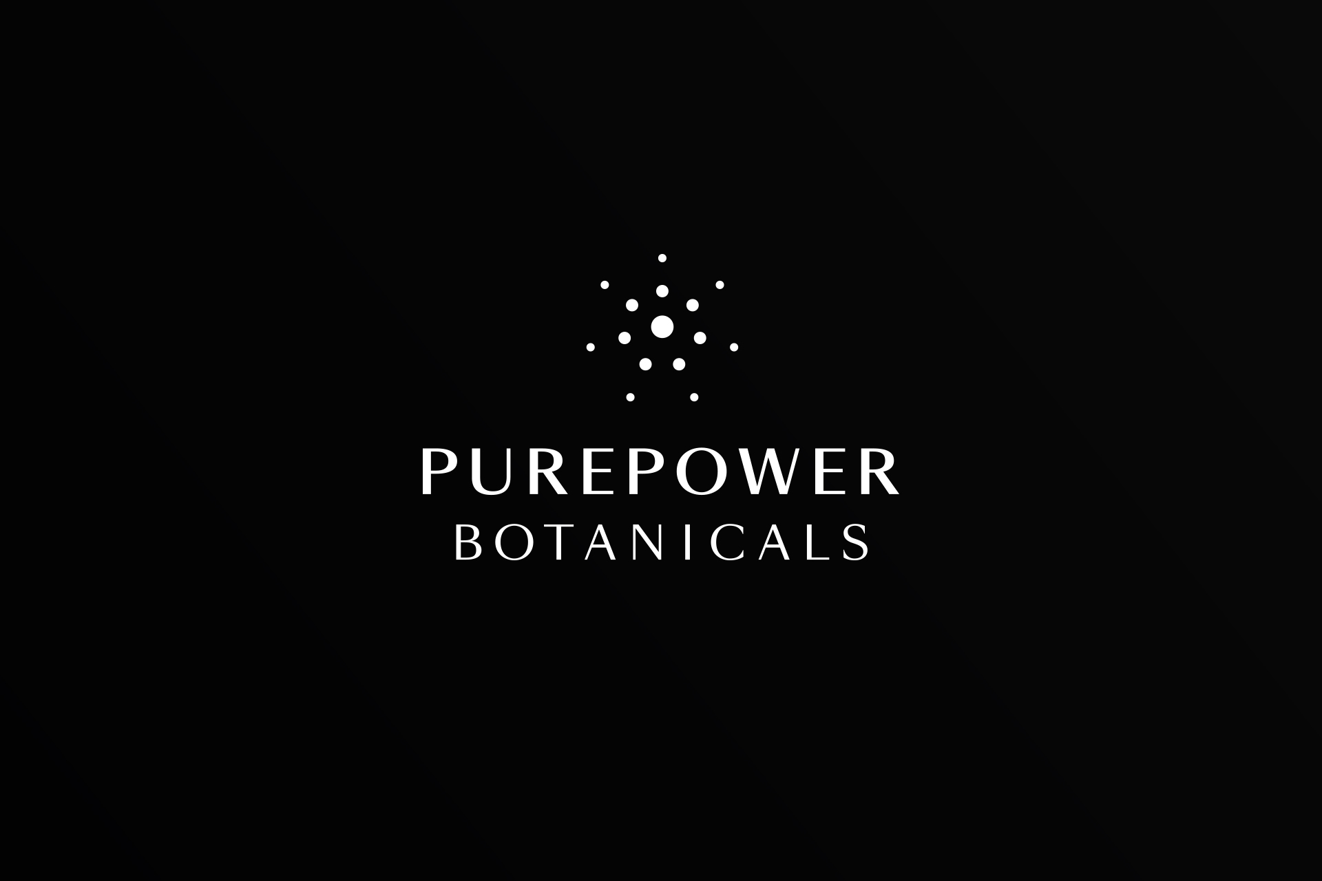 Edgardo Sanchez Logos – PurePower Botnicals