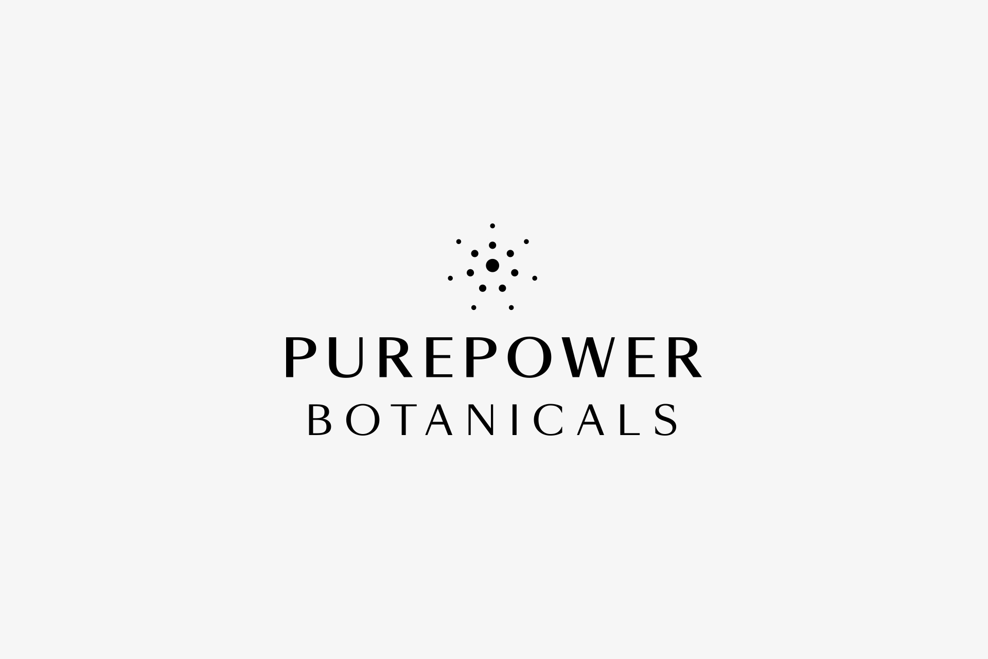 Edgardo Sanchez – PurePower Botanicals – Logo